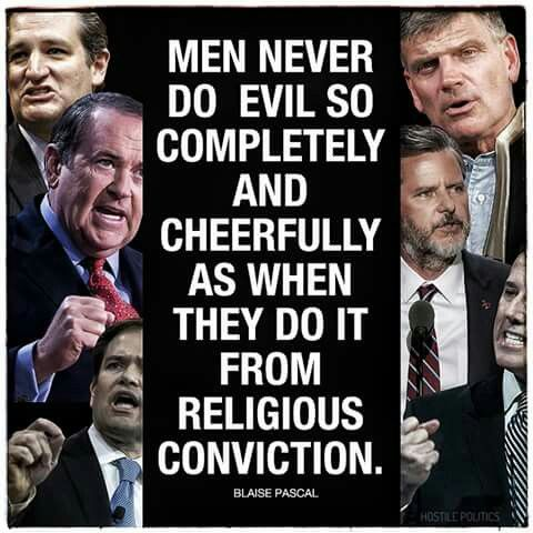 GOP, Republicans, Connivers, Hustlers, Sociopaths, Snake-oil salesmen, evangelicals, 'religious conviction' or at least the pretense thereof, radicals, disturbed, hearing voices