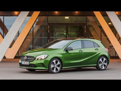 2016 Mercedes-Benz A-Class Review Interior and Exterior - YouTube