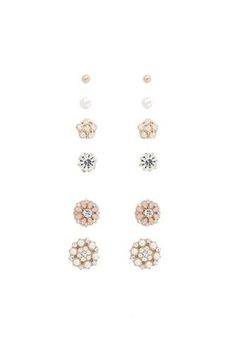 557cf2d1a Assorted Stud Earring Set in 2019 | Products | Stud earrings ...