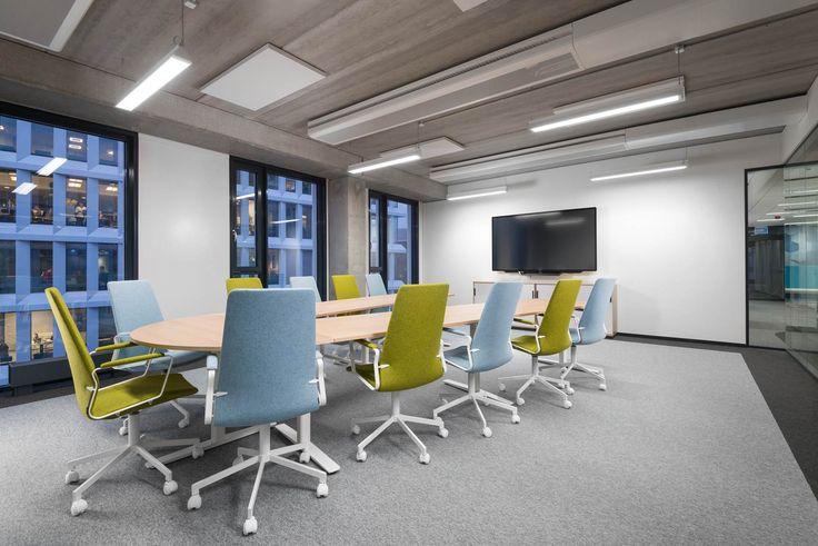 Biuro firmy Vastint - obiekt referencyjny Kinnarps