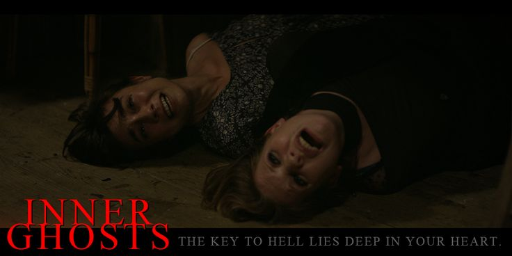 Amazing performances from actresses Elizabeth Bochmann and Iris Cayatte. #innerghosts #horror