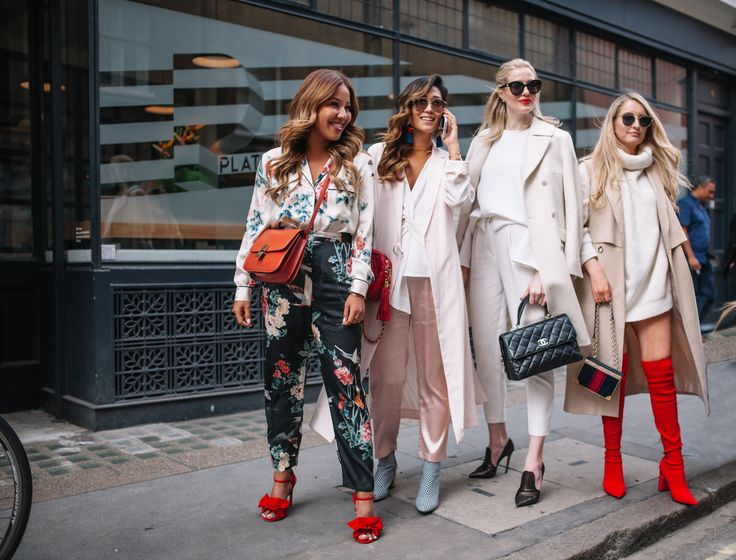 The Clck takes #FashionWeek ( Photography by @michaelaefford www.TheClck.com #LFW