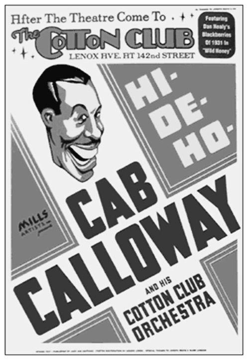 Cab Calloway Biography
