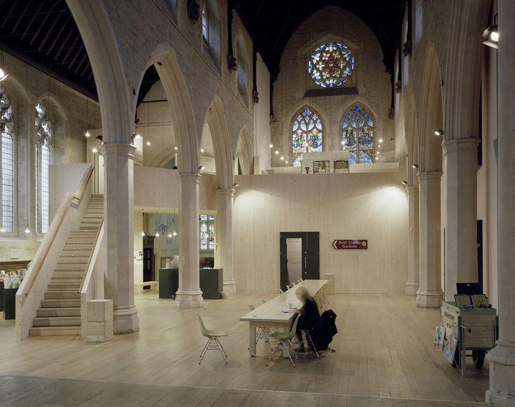 Gallery of Garden Museum / Dow Jones Architects - 1