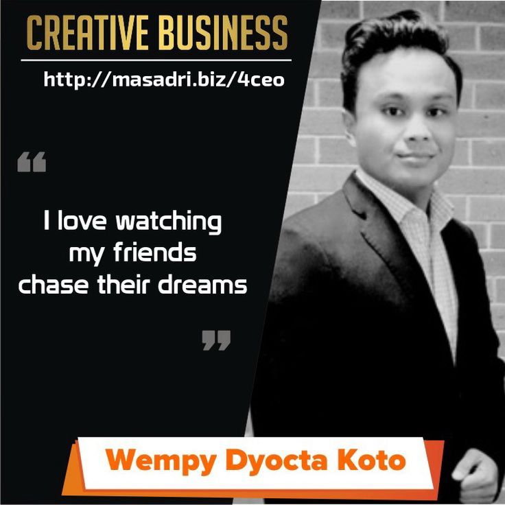 chase your dream to your success #motivasibisnis