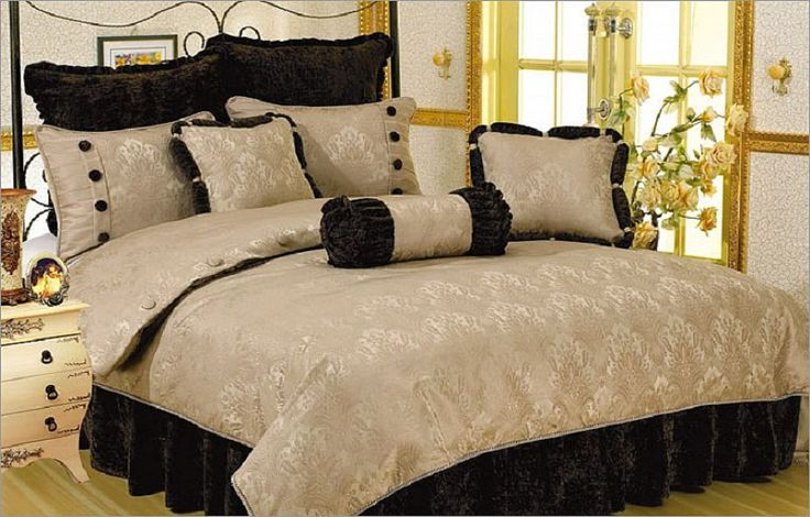 Classic Styles Bed Comforters ~ http://lanewstalk.com/bed-comforter-sets-for-your-sleep-quality/
