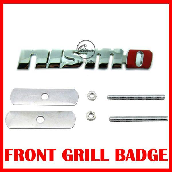 10 Х 3D Nismo GTR Логотип Автомобилей Гуд Решетка радиатора Эмблемы Значка Наклейка с логотипом Для Skyline 180SX GTR R35 R50 Qashqai Tiida S13 S14 # PL096
