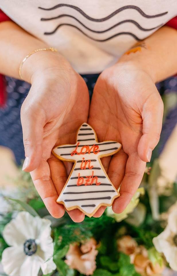 Biscuits Bretons Nos Noces Sur Mer Pinterest Cadeau Invite