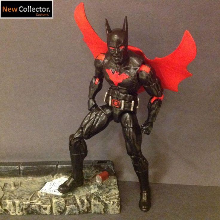 Batman Beyond (Marvel Legends) Custom Action Figure