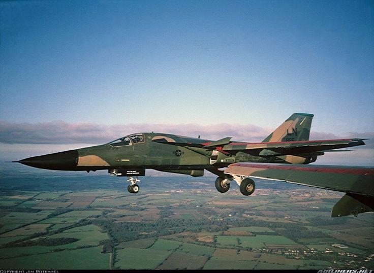 F-111F RAF Lakenheath   Aircraft   Pinterest
