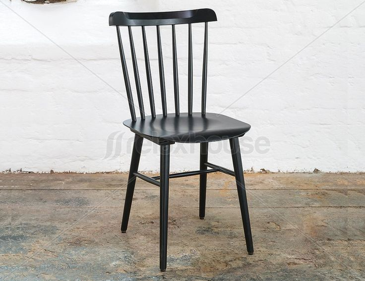 The Ironica Beechwood Dining Chair Is Rustic And Modern At Once A Great Wooden Or Spindle For Your Kitchen Room