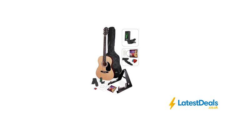 Martin Smith Acoustic Guitar Bundle Free C&C, £49.99 at Argos