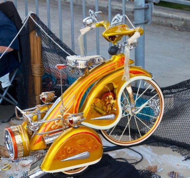 Amazing 3 Wheelers Pimped Up Fancy Trike Custom