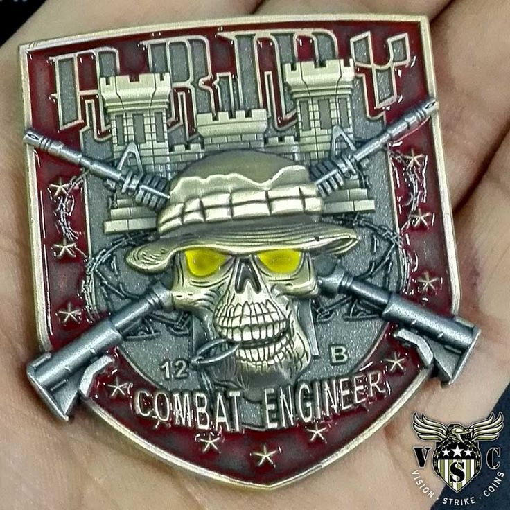 Us army tattoos on pinterest us army soldier curvy for Combat engineer tattoo