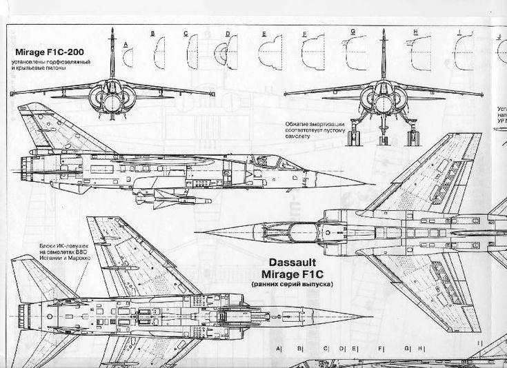 Mirage F1 - par phil - rc.kaloula.com l'AeroModelisme