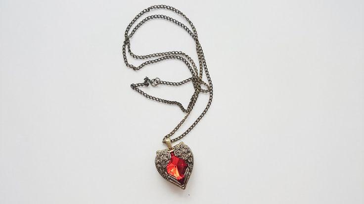Naszyjnik serce - barbarella-br - Prezenty dla kobiet