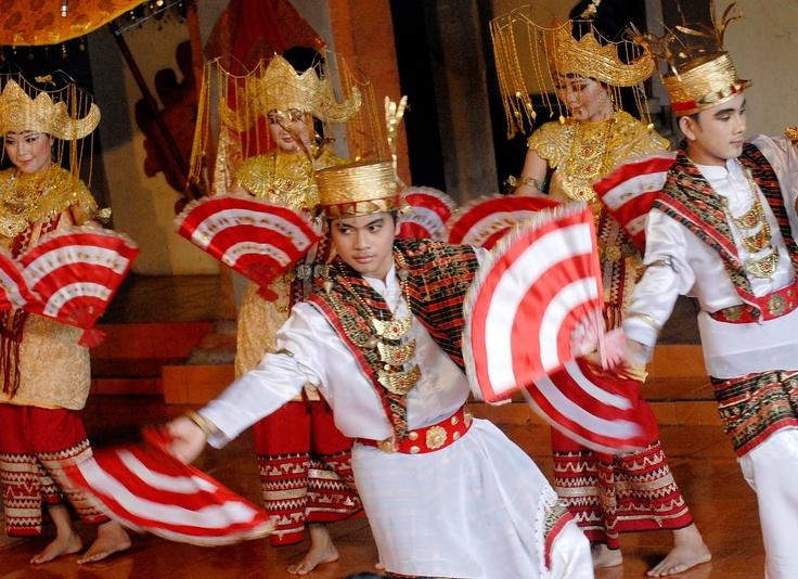 MELINTING dance - West Sumatera, Indonesia #PINdonesia