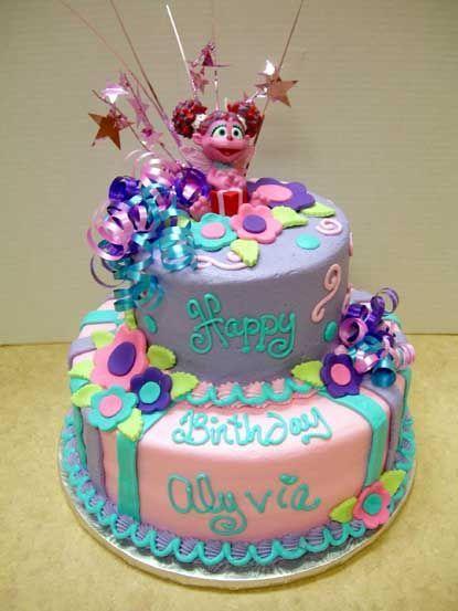 Abby Cadabby Birthday Cake and Cupcake Decoration Ideas