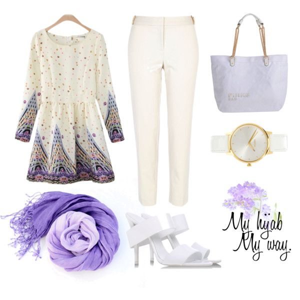 """Muslimah fashion 9"" by lai-la on Polyvore"