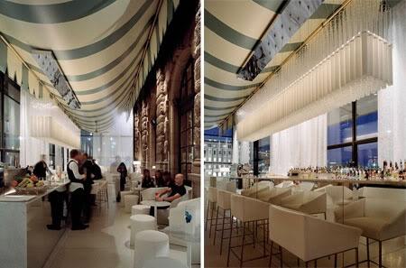 verandan cocktail bar at operakällaren in stockholm  by ckr
