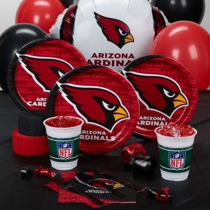 These birds aren't angry, so how about an Arizona Cardinals Birthday Party!?!