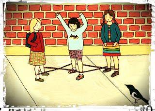 § Мои любимые дворовые игры | Детские развивающие игры