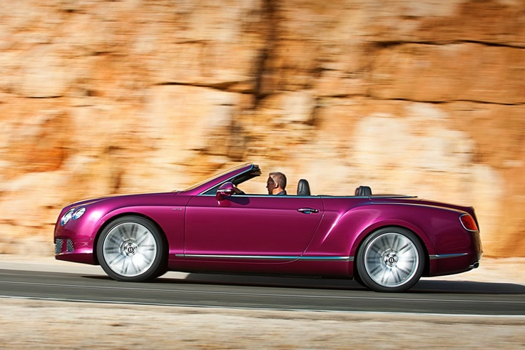 2013 Bentley Continental GTC Speed-2