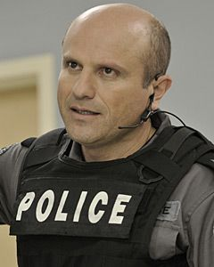 "Flashpoint Cast: Enrico Colantoni on CBS ...    I love this show, but every time I see this actor, I imagine him saying ...    ""You   Will    Save    Us!"""