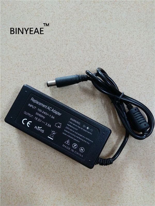 18.5V 3.5A 65w Universal AC DC Power Supply Adapter Charger for HP ProBook 4530s 4535s 4540s 4545s Free Shipping #Affiliate