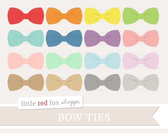 Bowtie Clipart Bow Tie Clip Art Wedding Fashion Groom Gift Wrapping Label Banner Shape Tag Cute Digital Graphic Design Sma Digital Graphic Design Banner Shapes