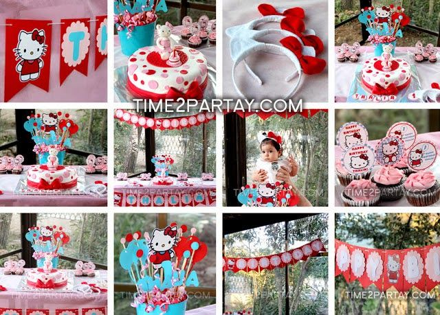 Girl First Birthday Party Themes & Ideas  Creative, First birthday ...