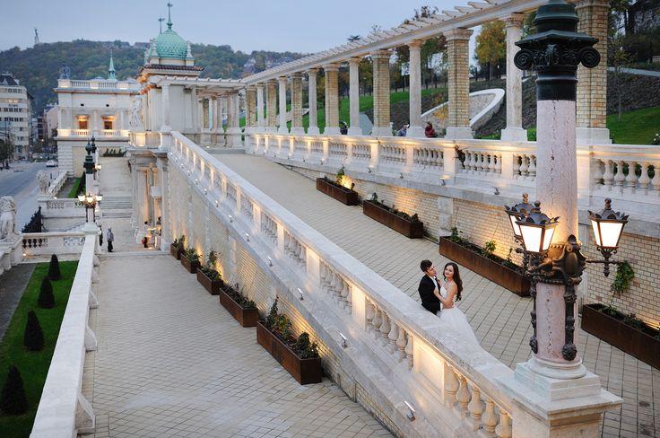 After wedding - Budapest
