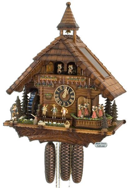 1000 images about tick tock on pinterest - Cuckoo clock plans ...
