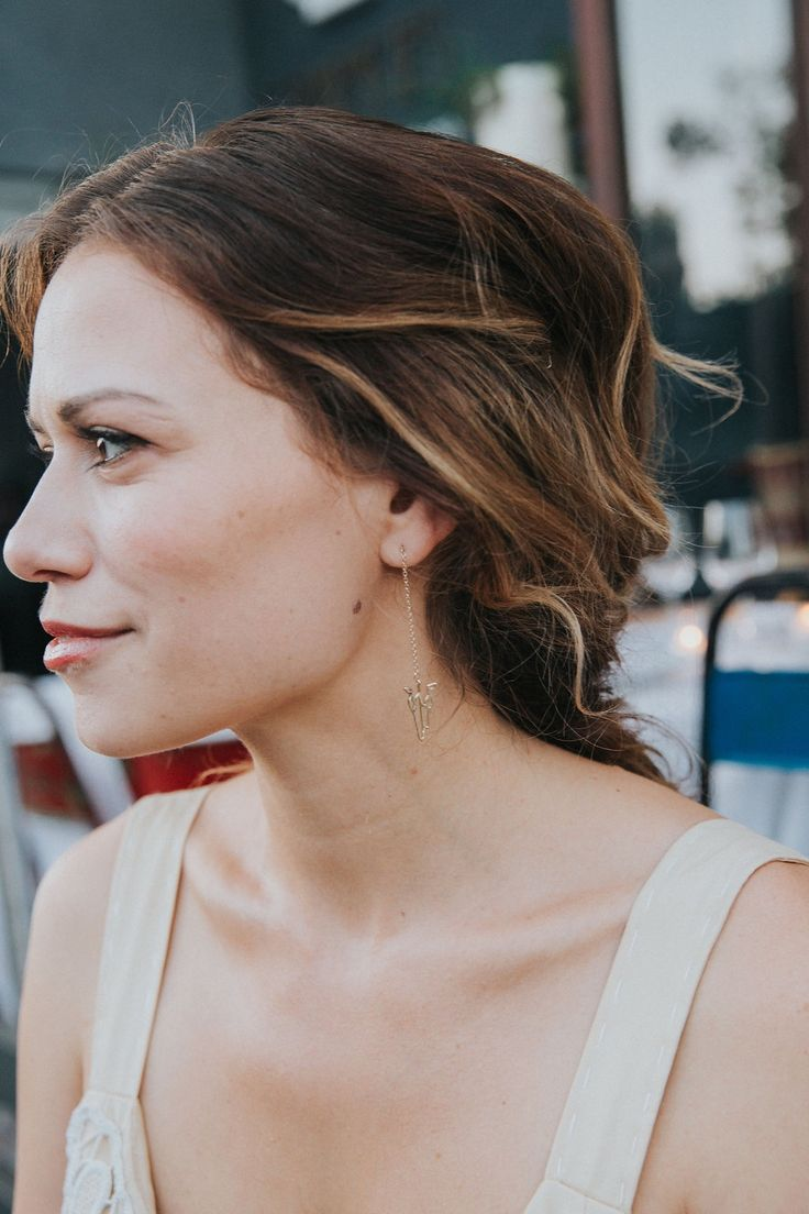 A recap of our intimate dinner to celebrate Bethany Joy Lenz jewelry line Buffalo Offering - Modern Vintage Life