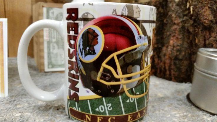 Washington Redskins NFL Coffee Mug