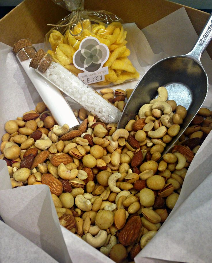 Nuts never tasted better, come and taste for yourself!!
