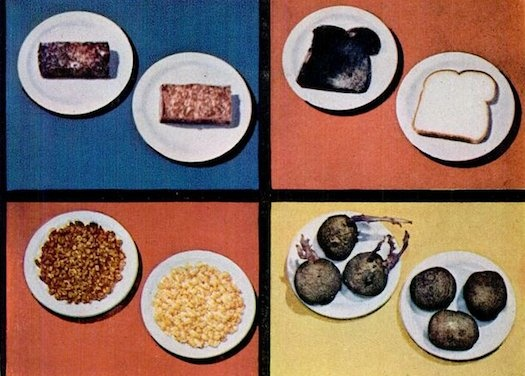 April 1956: Preserve Your Meat and Produce With Atomic Radiation   Popular Science