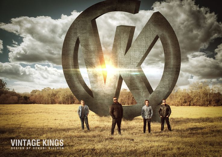 Photo shoot with a kickass band called Vintage Kings