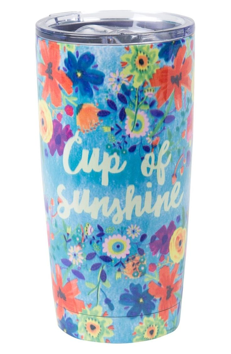 Cup of sunshine.