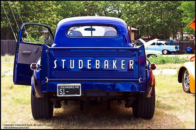 1948 Studebaker Pickup