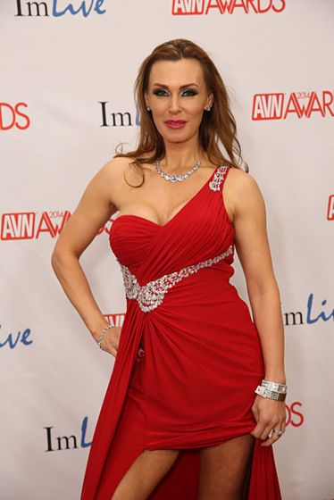 Tanya Tate 2014 Avn Awards Held At Hard Rock Hotel Amp Casino In Las Vegas Nv On January 18th