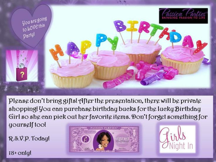 18 best Sample invites that you could have for your passion party - best of sample invitation to birthday party