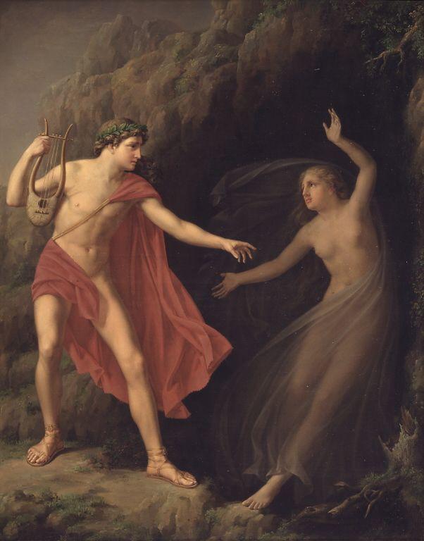 Orpheus And Eurydice Roman Mythology Greek Mythology Art Greek Paintings Mythology Aesthetic