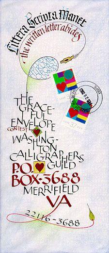 The Graceful Envelope Contest 2003 / Kerdok.jpg