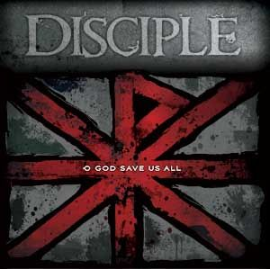 O GOD SAVE US ALL - the new album from DISCIPLE.    These guys remind me of Linkin Park, Jesus style.