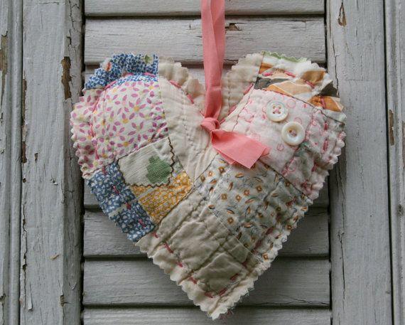 Heart Cutter Quilt Lavender Sachet More