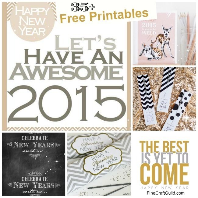 35 best New Year\'s Party Inspirations images on Pinterest   Happy ...