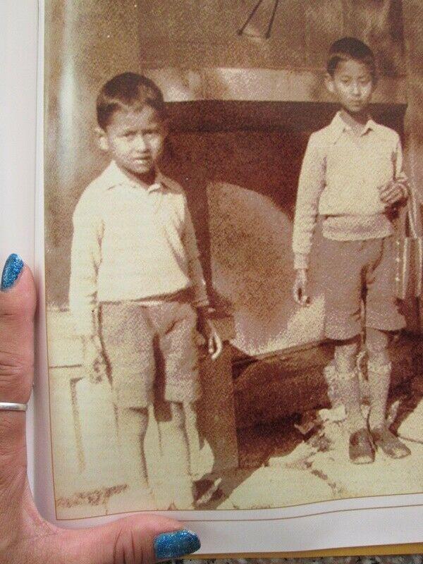8x10 photograph Phumiphon King of Siam
