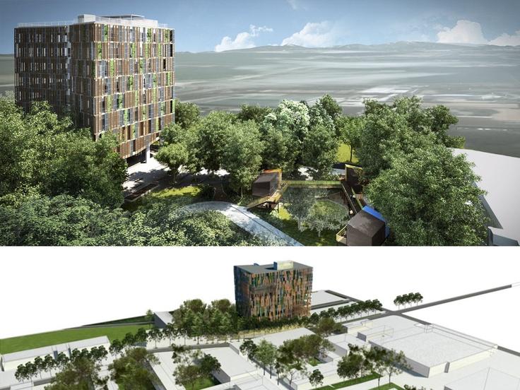 Relación edificio-paisaje