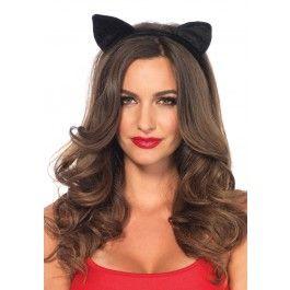 Kattenoren hoofdband   PW Hoofs